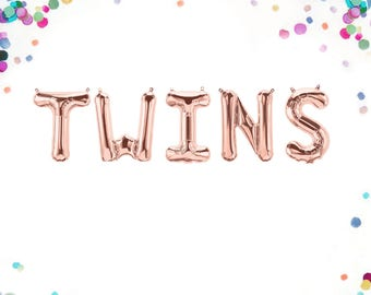 Baby Showers En Espanol ~ Twins baby shower etsy