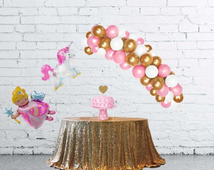 Balloon Arch Kit Pink Gold, Balloon Arch Kit, Balloon Garland, Balloon Arch Kit Pink, DIY, Balloon Garland DIY, Balloon Arch, Arch Kit