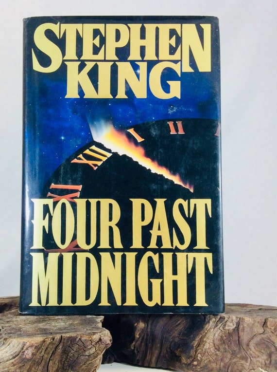 Four Past Midnight By Stephen King Vintage Horror Fiction Etsy