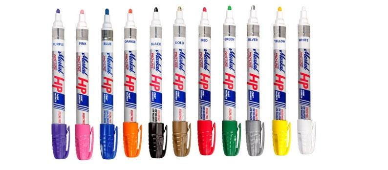 De Markal MarcadoresjuegoConjunto 11 Pintura Colores Linevarios Hp Pro EYDW9HI2