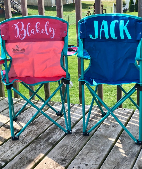Brilliant Personalized Kids Camping Chair Customized Kids Camping Chair Customized Kids Folding Chair Pdpeps Interior Chair Design Pdpepsorg