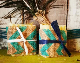 Handmade Custom made soap favors 50, 100 or 200