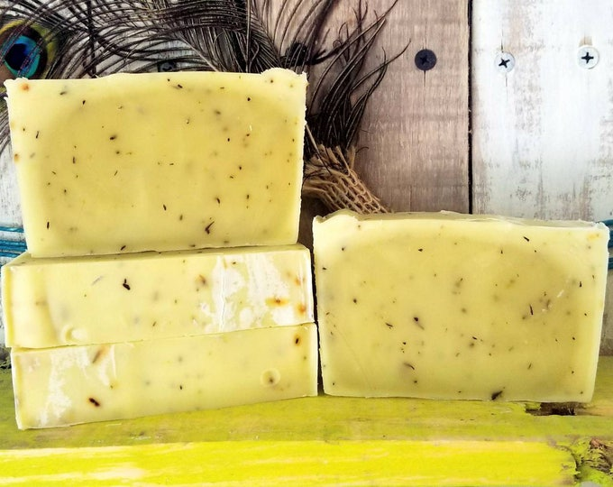 Thyme Infused Soap