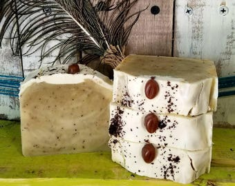 Turkish Mocha Coffee Soap