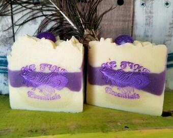 Christmas Sugar Plum Fairy Soap