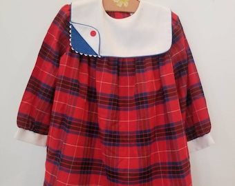 Vintage toddler dress. Approx size 3