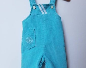 Vintage Ruffniks overalls approx size 6 months