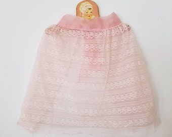 Vintage handmade children's apron.