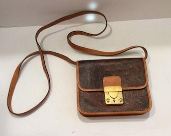 De La Escada À Bandoulière Marque Sac Vintage atw0AA
