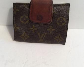 Vintage louis vuitton wallet  e4769cf3fc35d