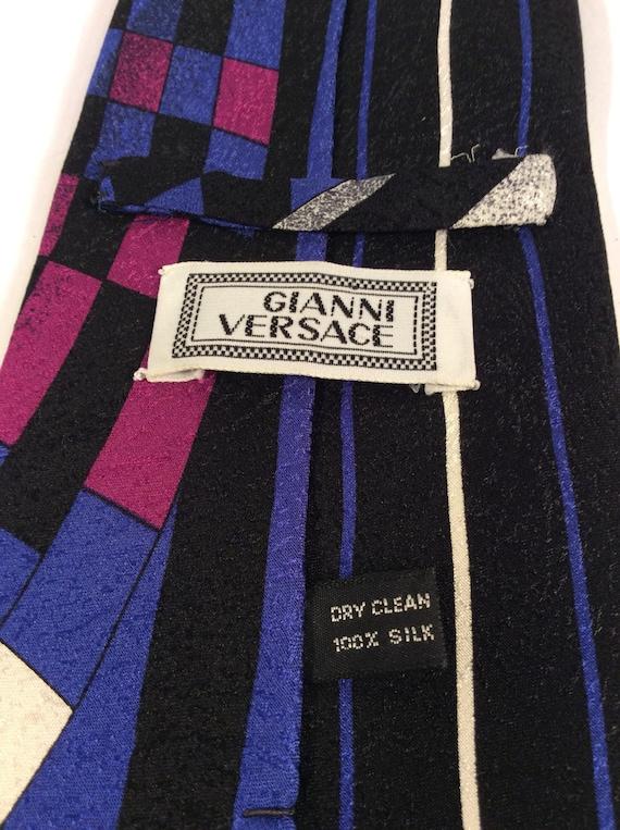 Vintage Gianni Versace necktie - image 5