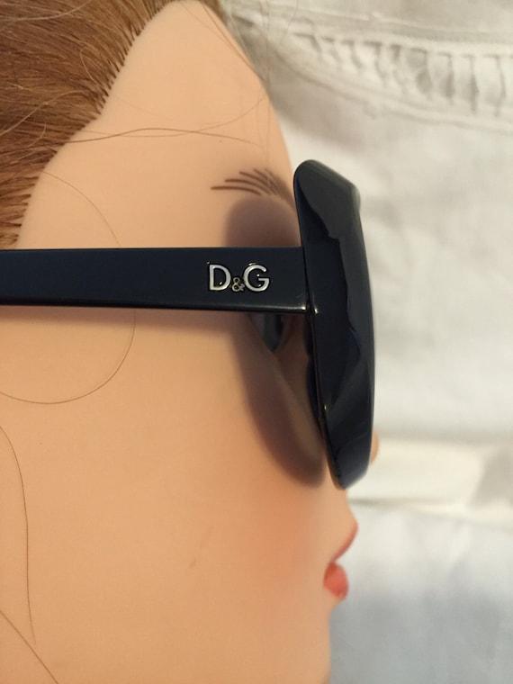 b4d79e52fa Vintage D G sunglasses