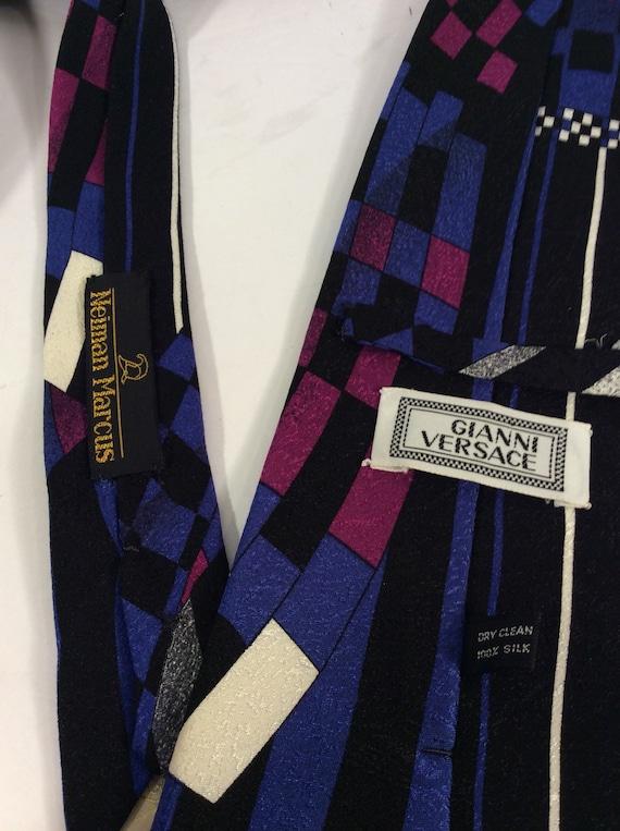 Vintage Gianni Versace necktie - image 4