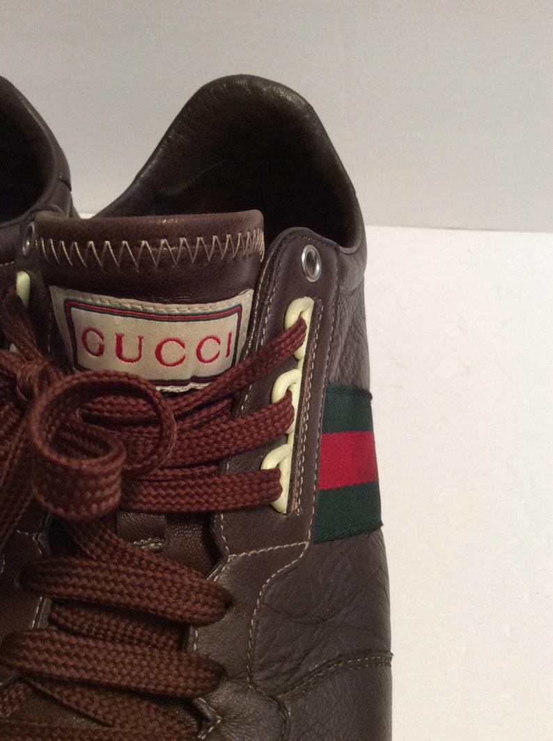 2f5c8e22b Vintage Gucci men's sneakers size 11 G | Etsy