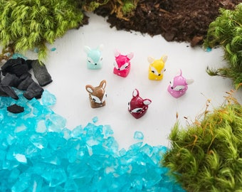 DIY Terrarium Kit // Deer // Moss Terrarium Kit // Fawn