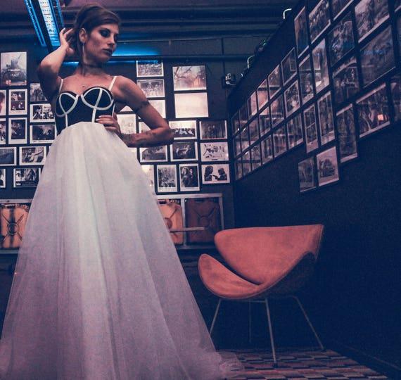 Moonshine Wedding Dress
