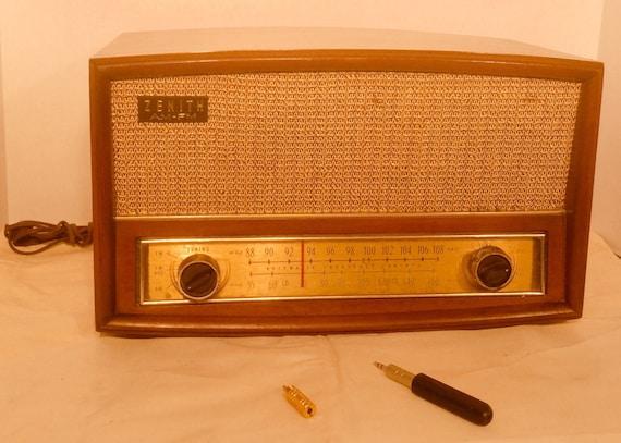 Zenith radio models by year