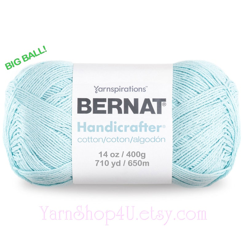 Handicrafter Cotton Yarn Solids-French Blue