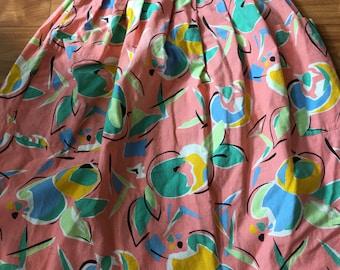Lovely 50's Pepe Serrano full skirt