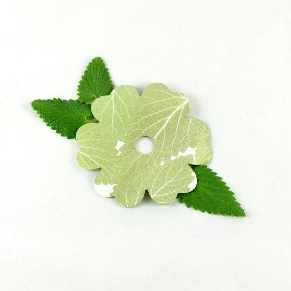 Catnip Paper Flower Cat Toy