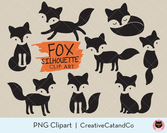 Fox Silhouette Clipart Clip Art Fox Stencil Clipart Fox Shape Etsy Meeting of foxes in woods. fox silhouette clipart clip art fox stencil clipart fox shape clip art simple fox graphic cute fox illustration black and white fox clipart
