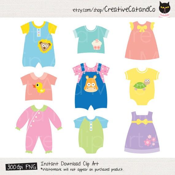 f342cf7b6 Baby Clothes Clipart Clip Art Cute Baby Dress Children
