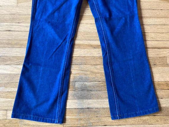 Vintage 70s Wrangler Jeans / Vintage Wrangler Jea… - image 6