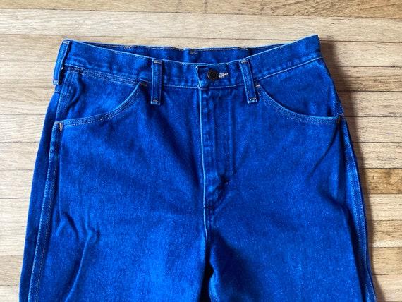 Vintage 70s Wrangler Jeans / Vintage Wrangler Jea… - image 3