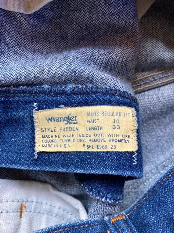 Vintage 70s Wrangler Jeans / Vintage Wrangler Jea… - image 5