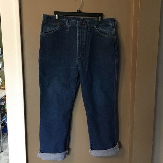 Vintage 70s Wrangler Jeans / 70s Wrangler Jeans /