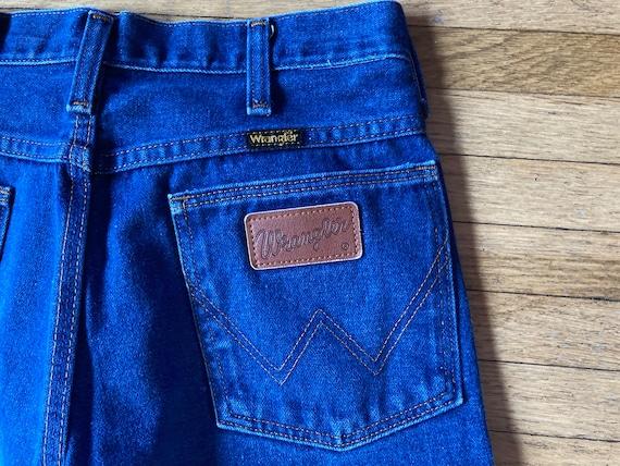 Vintage 70s Wrangler Jeans / Vintage Wrangler Jea… - image 9