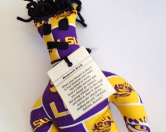 Dammit Doll, LSU stress relief item