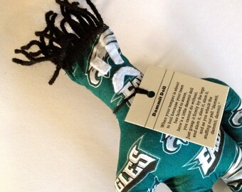 Dammit Doll, Philadelphia Eagles, football stress relief item