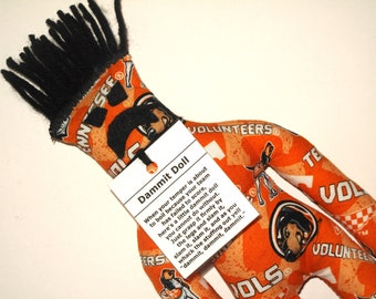 Dammit Doll, Univ. of Tennessee,  stress relief item