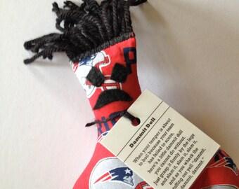 Dammit Doll, New England Patriots, football stress relief item