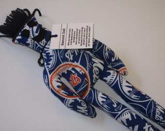 Dammit Doll, New York Mets, baseball stress relief item