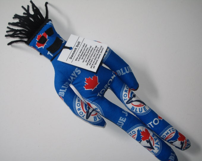 Dammit Doll, Toronto Blue Jays, baseball stress relief item