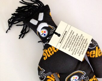 Dammit Doll, Pittsburgh Steelers, football stress relief item