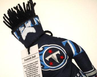 Dammit Doll, Tennessee Titans, stress relief item