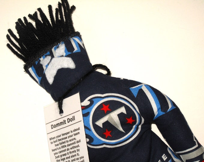 Dammit Doll, Tennessee Titans, stress relief item