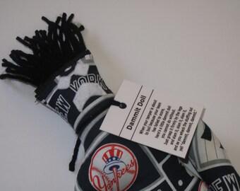 Dammit Doll, New York Yankees, baseball stress relief item