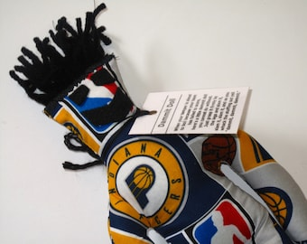 Dammit Doll, Indiana Pacers, basketball stress relief item