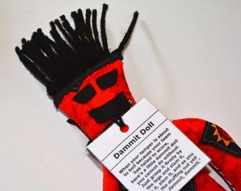 Dammit Doll, Phoenix Suns, basketball stress relief item