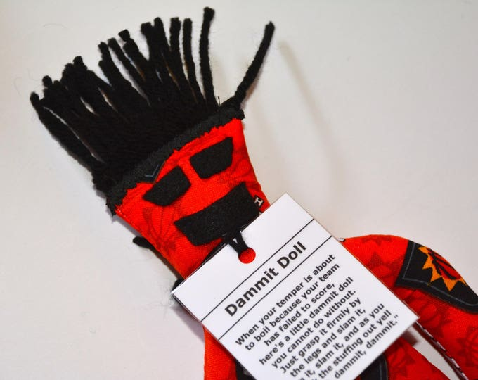 Dammit Doll, Phoenix Suns, basketball stress relief item