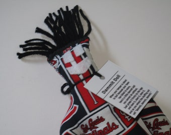 Dammit Doll, St Louis Cardinals, baseball stress relief item