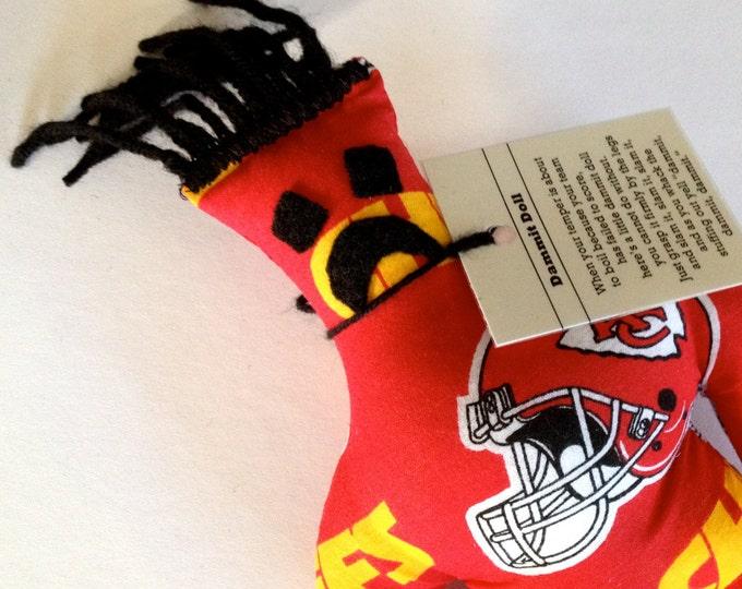 Dammit Doll, Kansas City Chiefs, football stress relief item