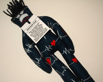 Medical Dammit Doll, stress relief item