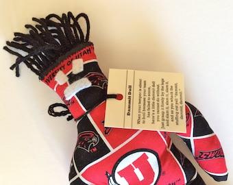 Dammit Doll, University of Utah stress relief item