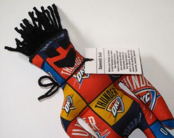 Dammit Doll, Oklahoma City Thunder, basketball stress relief item