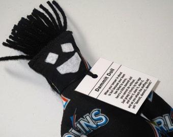 Dammit Doll, Miami Marlins, baseball stress relief item